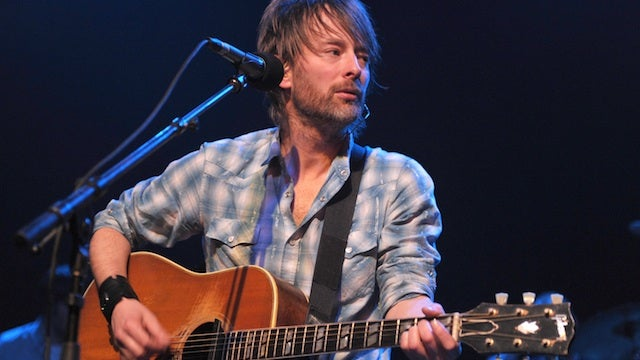 Radiohead Spokesman Says Radiohead's Not Playing at Occupy Wall Street