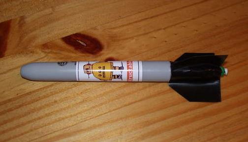Turn a Sharpie into a Liquid Fueled Rocket