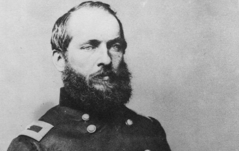 Thieves Plunder Tomb of President Garfield to Steal Spoons