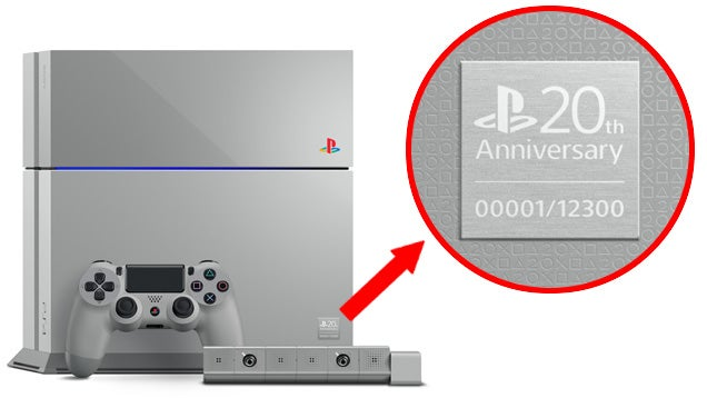 Auction Begins for the Most Desirable PS4 on Earth