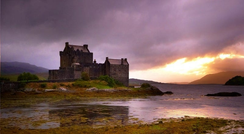 Scottish Castles Are Cheaper than New York Apartments
