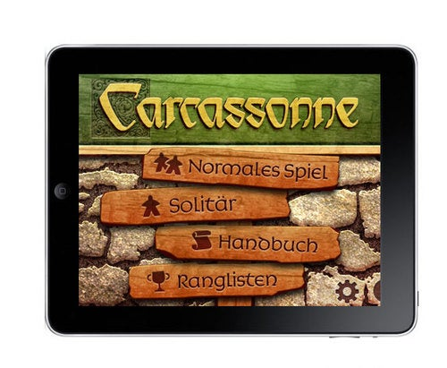 The iPad Was Made For Carcassonne