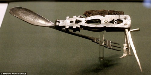 The World's Oldest Swiss Army Knife