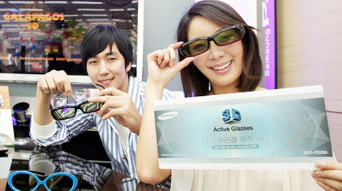 Prescription 3D Glasses On Their Way Soon, For Samsung 3DTVs