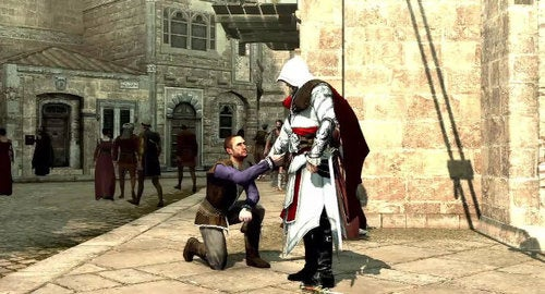 Assassin's Creed: Brotherhood Takes You On A Tour Of Rome