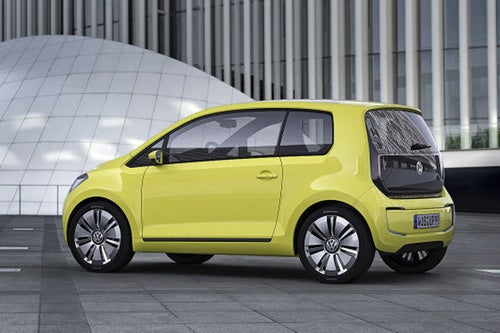 VW E-Up: Press Photos