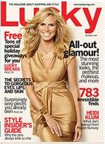 Lucky Magazine's Pretty, Sexy, Seriously One-Track Mind
