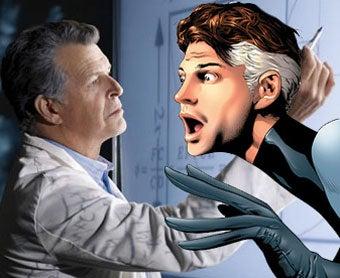 io9 Mad Scientist Smackdown: Walter Bishop Vs. Reed Richards!