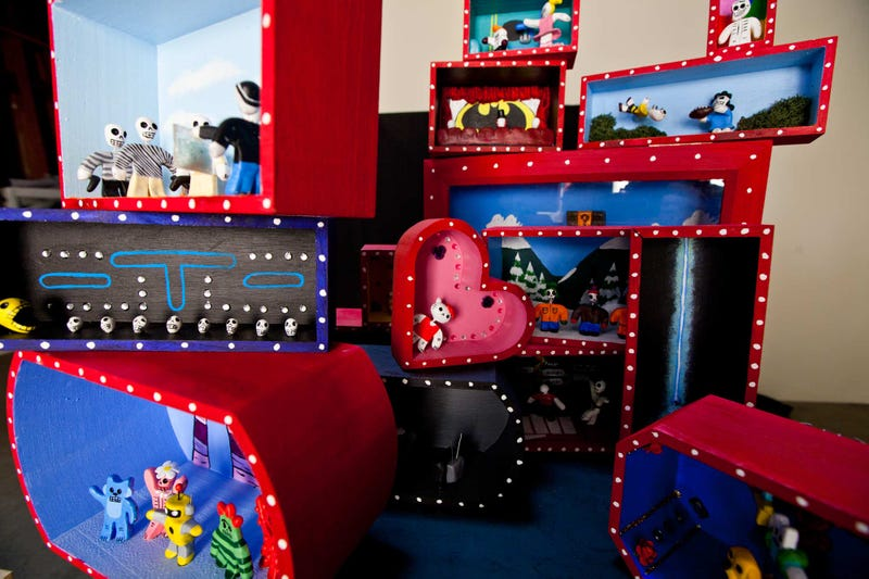 These Super Mario and Pac-Man Dioramas Capture the Fatal Charm of Classic Video Games