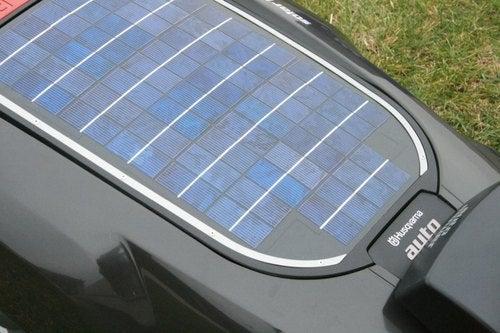 Husqvarna's Autonomous Solar Powered Lawnmower: Never Mow Again