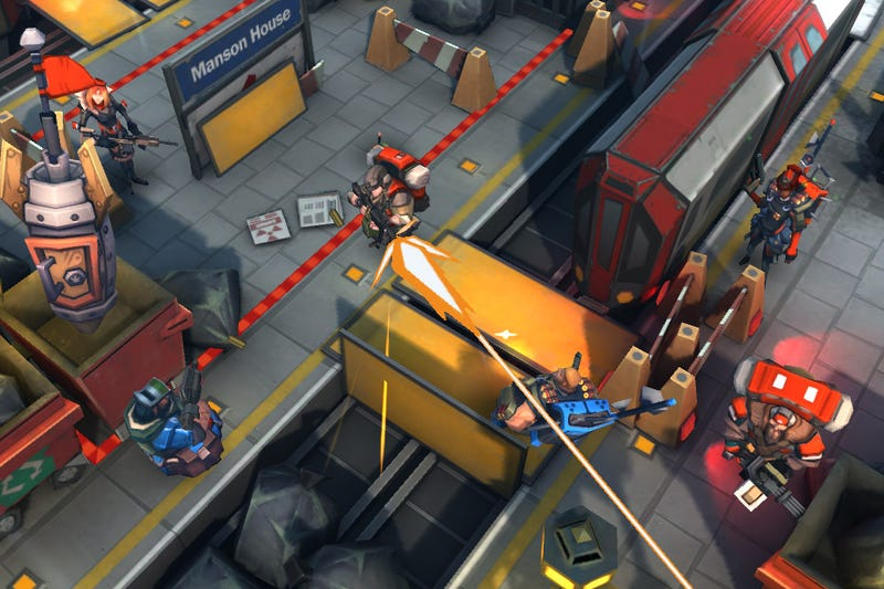 "Splash Damage's Rad Soldiers is a Turn-Based ""Guns with Friends"""