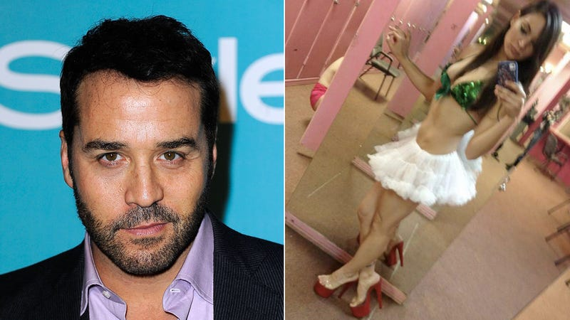 Jeremy Piven Boring at Oral Sex, Says Stripper Gossip Reporter