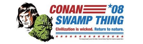 10 SF Alternatives To Obama/McCain 08