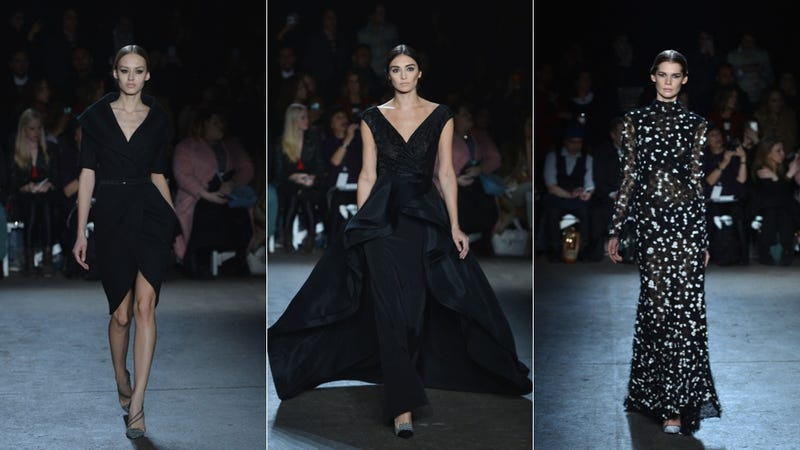 Christian Siriano, for the Mysterious Parisian Grande Dame in You