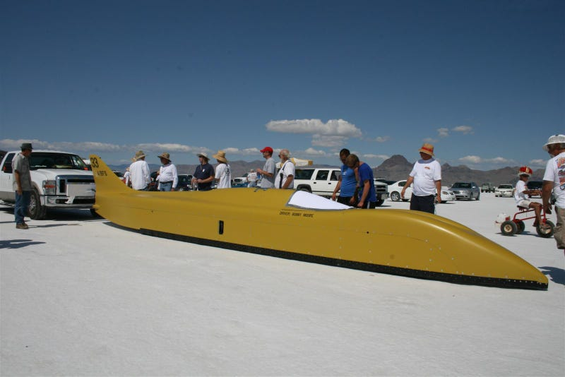 Bobby Moore's Maro Special, A 400 MPH Super Streamliner