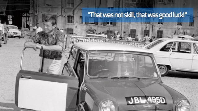 How I Won The World's Most Famous Rally By (Accidentally) Cheating