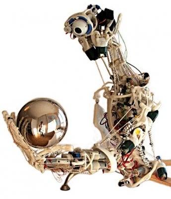 Skeletal Robot Brings Us One Step Closer to Cylons