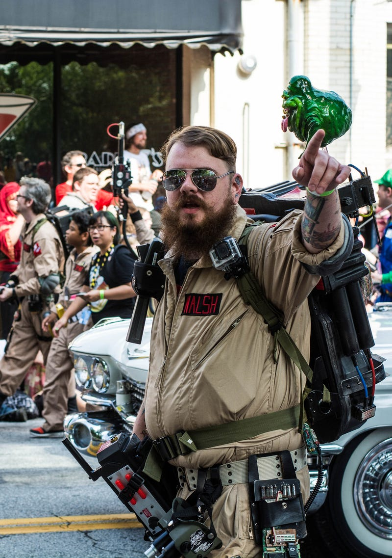 Marvel at the Brilliance and Creativity of Dragon Con Cosplay!