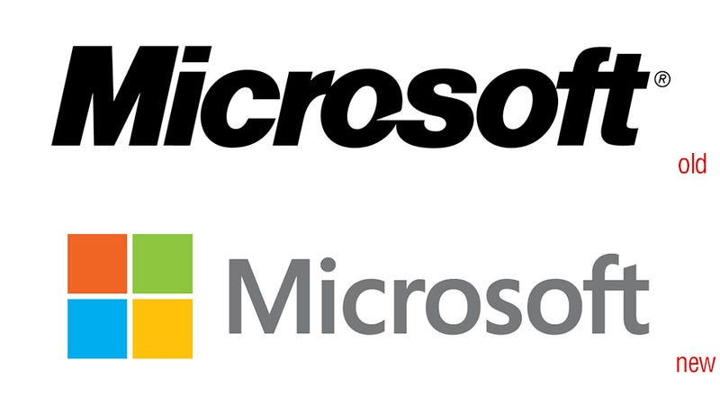 Microsoft Changes Its Logo For The First Time Since The 1980s, And I Like It