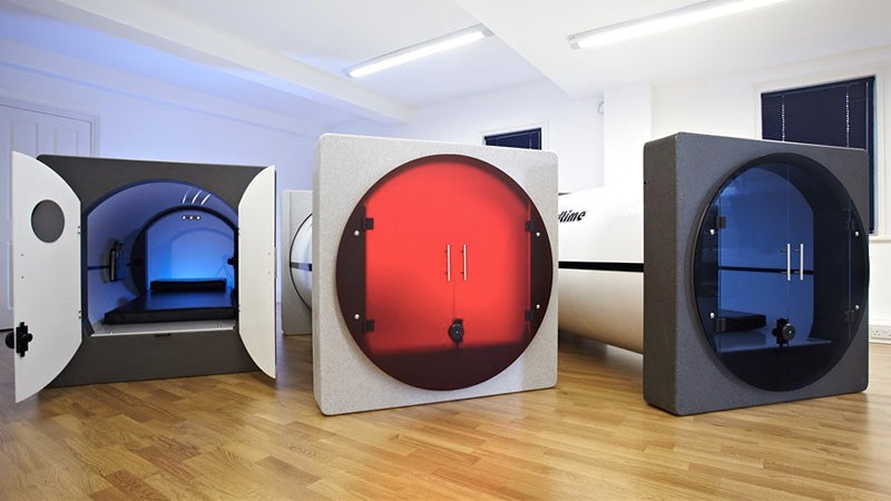 Nothing Tells Your Guests They're Not Welcome Like Making Them Sleep In a Pod