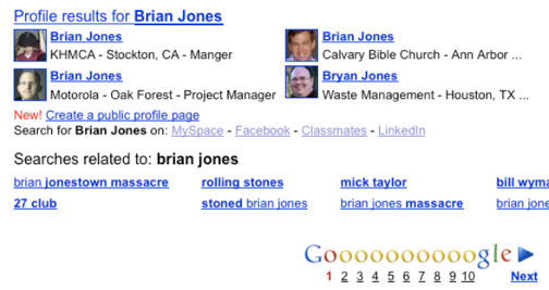 Google Profiles Give You Control Over What Google Says About You