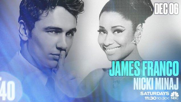 Nicki Minaj to Perform on SNL for the Second Time