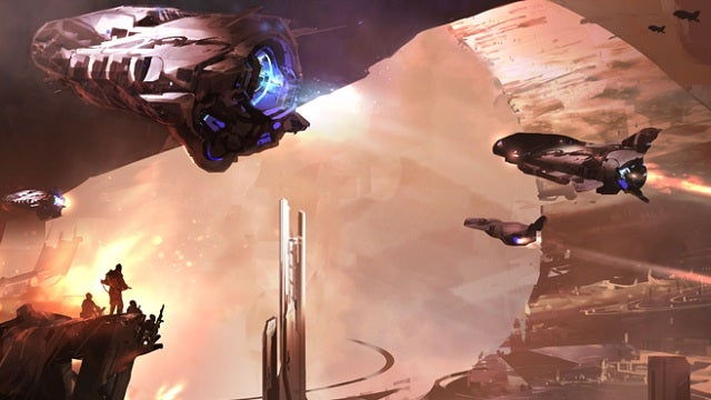 Read the first two chapters of Greg Bear's next Halo novel right now!