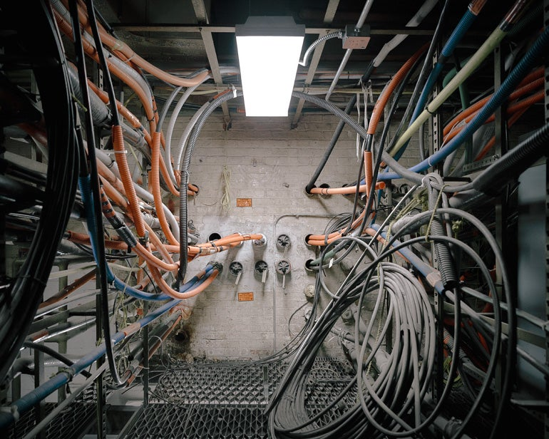 A Rare Look Inside NY's Secretive Data Centers