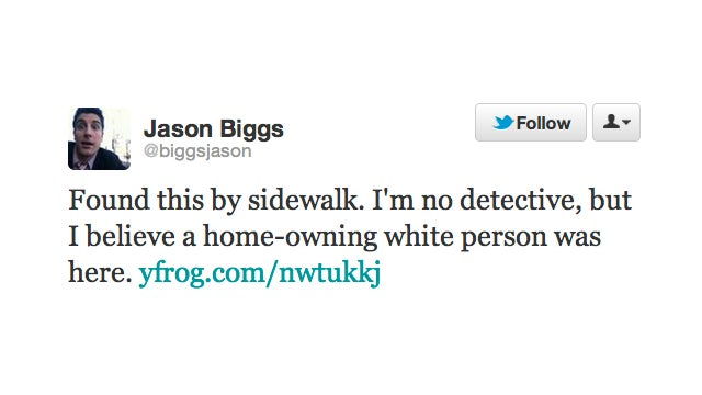 Jason Biggs Is One Silly Racist