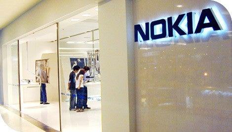Nokia to Open Retail Stores