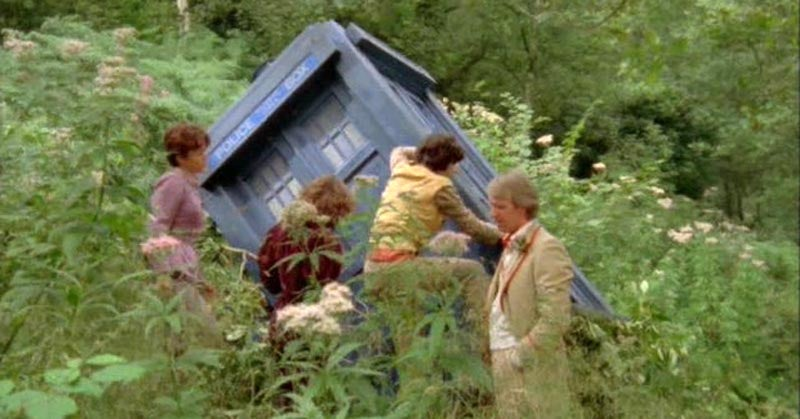 When Did Doctor Who Start To Go Downhill?