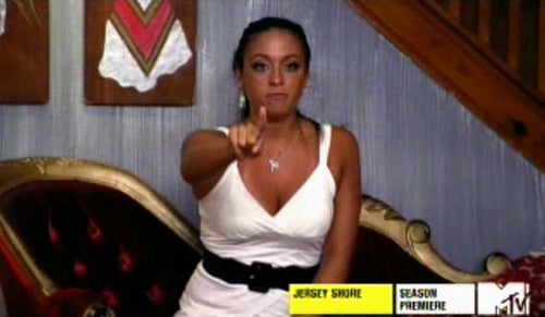 Jersey Shore: What Makes Sammi Suck?