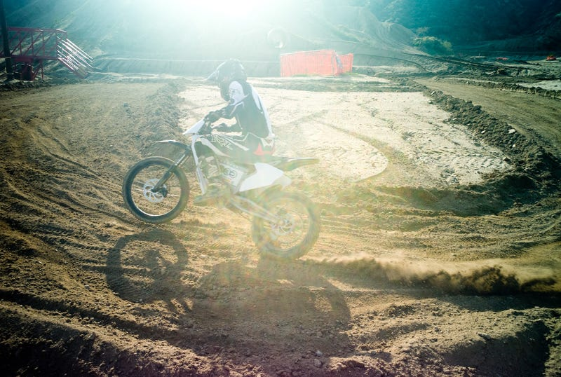 2009 Zero X, First Ride: Fastest Production Electric Dirt Bike Ever