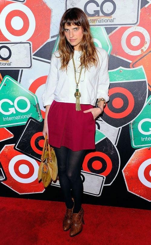 Target Event Makes Chloe Sevigny Go Wild