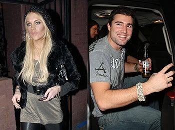 Lindsay Lohan & Brody Jenner: It's On