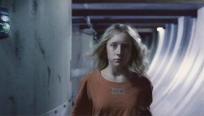 21 stills and the Chemical Brothers soundtrack take you inside the lethal world of Hanna