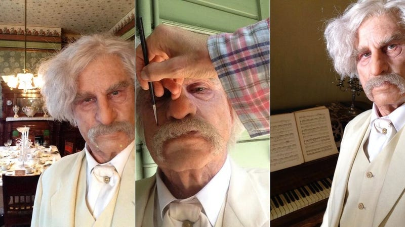 Val Kilmer IS Mark Twain