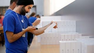 Apple rompe expectativas: 75 millones de iPhones vendidos en 3 meses
