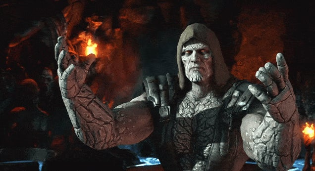 Tremor Rocks Mortal Kombat X On July 21