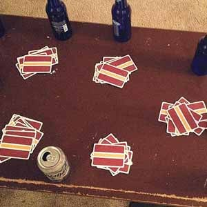Hey, Alleged Adult: Stop Playing Drinking Games