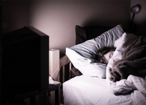 Depression might be caused by too much light when you're sleeping