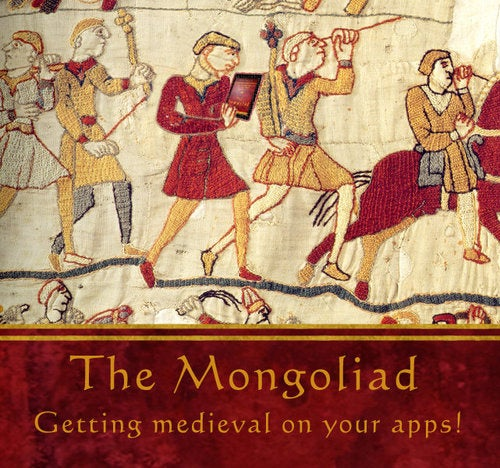 "Neal Stephenson and friends fight for the future of ebooks with ""The Mongoliad"""