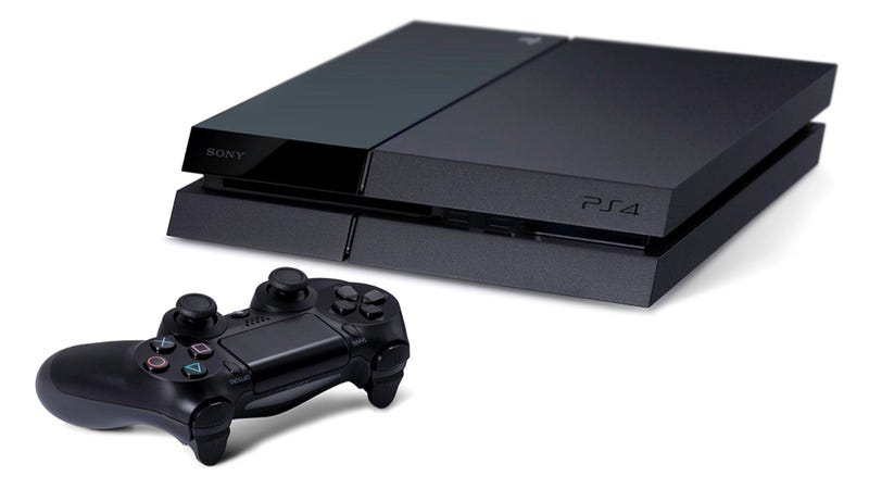 In Another World, Japan Got the PS4 First