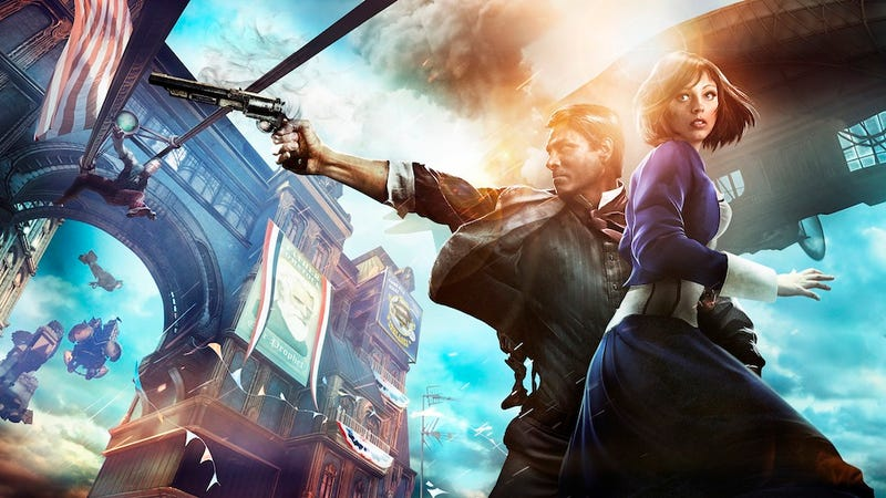You've Seen BioShock Infinite's Beginning. Here's Something Vague, Non-Spoilery and Encouraging About Its Ending