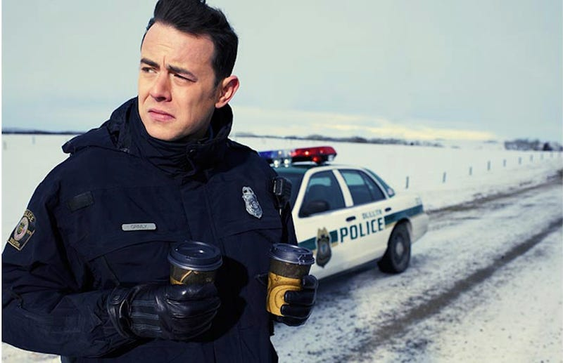 Wolves, Dog Humping, and Organ Donation Parables on Fargo