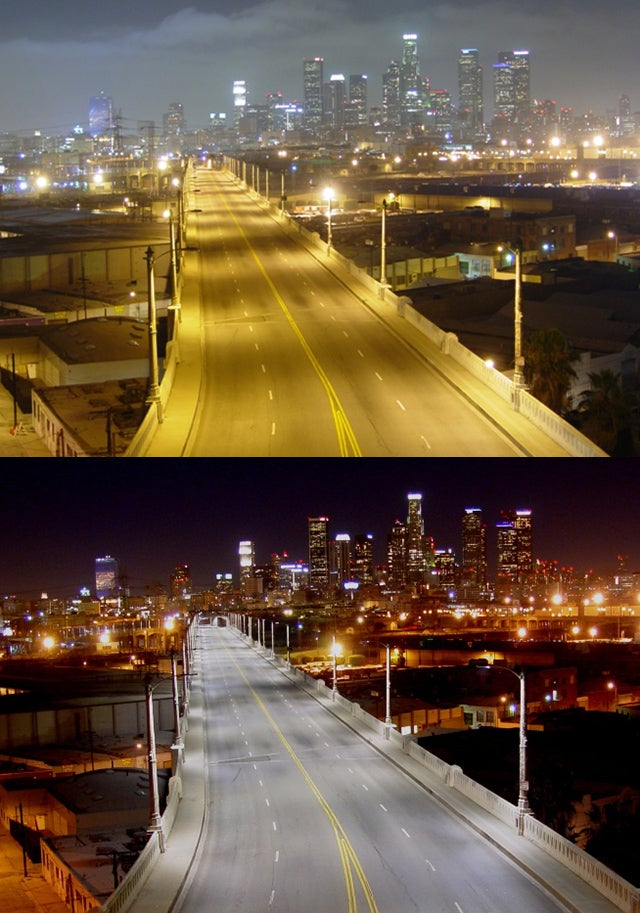 How LED Streetlights Will Change Cinema (And Make Cities Look Awesome)