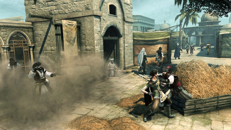 Become the World's Deadliest Tourist With Assassin's Creed: Revelations' Mediterranean Traveller Map Pack