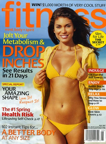 Delusional Americans Love Fitness Magazine
