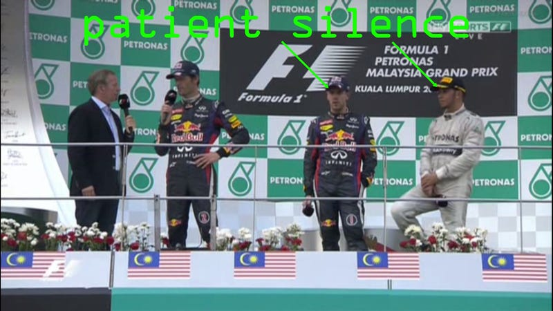 An In-Depth Analysis Of F1's Most Awkward/Amazing Podium