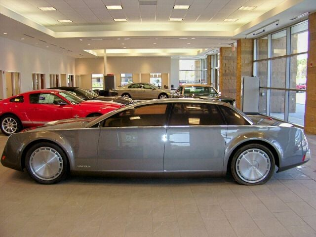 Lincoln Sentinel Concept: Buy It Now For $48,500!